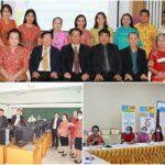นิเทศติดตามโครงการพัฒนาโรงเรียนจากดอกผลกองทุนพัฒนามูลนิธิแห่งสภาคริสตจักรในประเทศไทย